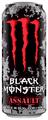 Энергетический напиток Monster Energy Black Assault