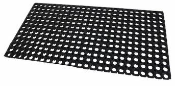 Придверный коврик RemiLing Резиновая решётка