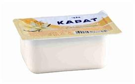 Творожок КАРАТ сливочный с ванилью 10%, 100 г