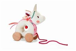 Каталка-игрушка Lilliputiens Единорожка Луиза (83060)