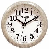 Часы настенные кварцевые Алмаз H32-H35