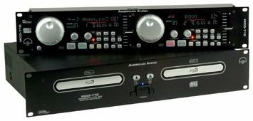 DJ CD-проигрыватель American Audio MCD-710