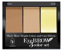 TF Тени для коррекции бровей EyeBROW 3 color Set