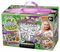 Danko Toys Косметичка-раскраска My Color Case Совы (COC-01-05)