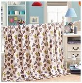 Плед Hongda Textile Мишки для малышки, 130 x 170 см