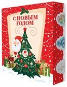 Подарочный набор Вкусная помощь 6 ёлочек 469 г
