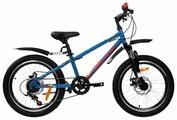 Подростковый горный (MTB) велосипед FORWARD Unit 20 3.0 Disc (2019)