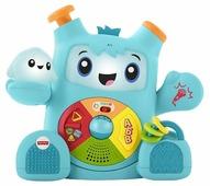 Интерактивная развивающая игрушка Fisher-Price Смейся и учись. Роккит и Спарки (FXD10)
