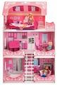 """PAREMO кукольный домик """"Розет Шери"""" (с мебелью) PD318-08"""