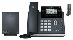 VoIP-телефон Yealink W41P