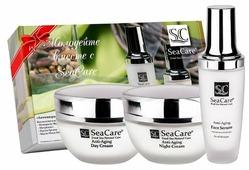 Набор SeaCare Антивозрастной 4