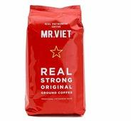 MR. VIET Кофе молотый Mr.Viet Real strong original