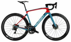 Шоссейный велосипед Wilier Cento10NDR Dura-Ace Di2 9170 Disc DT1400 (2018)