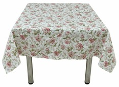 Скатерть Fresca Design English rose (spk04) 145х145 см