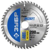 Пильный диск ЗУБР Эксперт 36905-200-30-48 200х30 мм