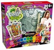 Danko Toys Сумка-раскраска My Color Bag Совы (COB-01-02)