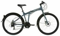 Городской велосипед FORWARD Tracer 26 2.0 Disc (2019)