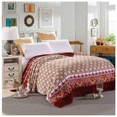 Плед Hongda Textile Восток, 180 x 200 см