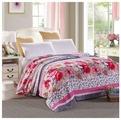 Плед Hongda Textile Пион, 150 x 200 см