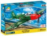 Конструктор Cobi Small Army World War II 5547 Истребитель BELL P-39 Q Airacobra
