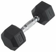 Гантель неразборная Starfit DB-301 5 кг черная