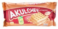 Акульчев Вафли венские Akulchev Сгущенка 100 г