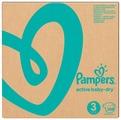 Pampers подгузники Active Baby-Dry 3 (6-10 кг) 208 шт.