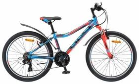 Подростковый горный (MTB) велосипед STELS Navigator 450 V 24 V010 (2019)