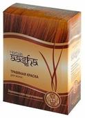Хна Aasha Herbals с травами, оттенок Золотисто-коричневая