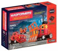Магнитный конструктор Magformers Vehicle 707007 Сверхмощный