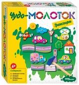Step puzzle Мозаика Чудо-молоток Транспорт (76137)