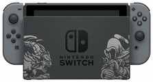 Игровая приставка Nintendo Switch Diablo III Limited Edition