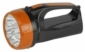 [Фонари] Фонарь TSP10 Трофи Акку 4V1.5Ah,15 х LED,2 режима,карт