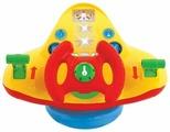 Интерактивная развивающая игрушка Kiddieland Штурвал самолета