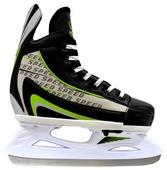 Детские хоккейные коньки BlackAqua HS-206 для мальчиков