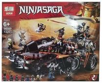 Конструктор Lepin New Ninjiasaga Blocks 06089 Стремительный странник