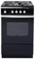 Плита De Luxe 5004.12э черный