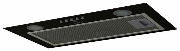 Встраиваемая вытяжка LEX GS Bloc P 600 Black