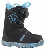 Ботинки для сноуборда BURTON Grom Boa