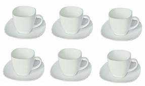 Чайный сервиз Luminarc Lotusia 220 мл H1789