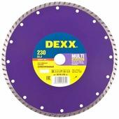 Диск алмазный отрезной 230x22.2 DEXX 36702-230_z01