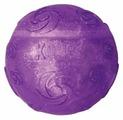 Мячик для собак KONG Squeezz Crackle хрустящий большой (PCB1)