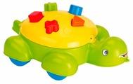 Каталка-игрушка Dolu Turtle Shape Sorter (6016)