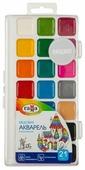 ГАММА Акварель Классическая, 21 цвет (216020)