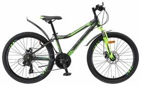 Подростковый горный (MTB) велосипед STELS Navigator 450 MD 24 V020 (2019)