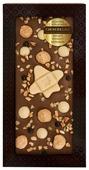 Шоколад Chokodelika молочный с фундуком, крокантом и карамелью
