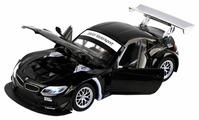 Легковой автомобиль Автопанорама BMW Z4 GT3 (JB1200122/JB1200123) 1:24 18 см
