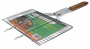Решетка Green Glade 2007В для гриля, 35х23 см