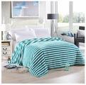 Плед Hongda Textile Полоса, 200 x 220 см