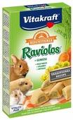 Лакомство для кроликов, грызунов Vitakraft Raviolos